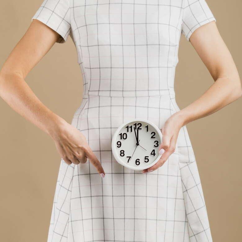 jak wywołać - przyspieszyć okres